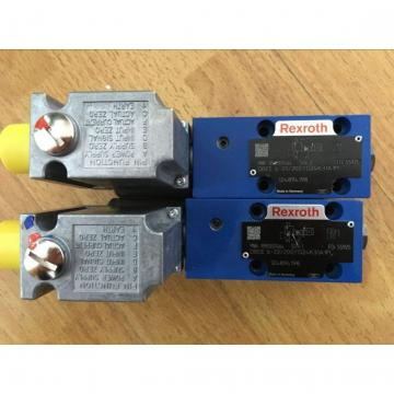 REXROTH 3WE 6 B6X/EG24N9K4/B10 R900757937 Directional spool valves