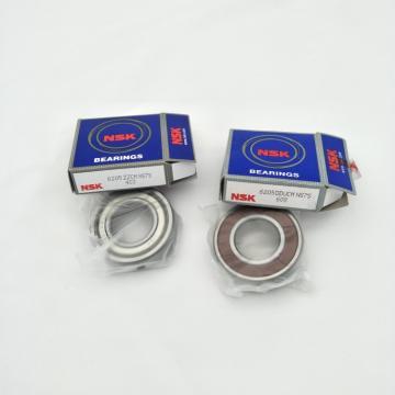 FAG QJ217-N2-MPA-T42A  Angular Contact Ball Bearings