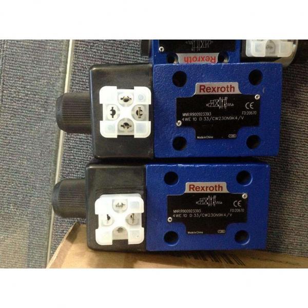 REXROTH ZDB 6 VP2-4X/50V R900409847 Pressure relief valve #1 image