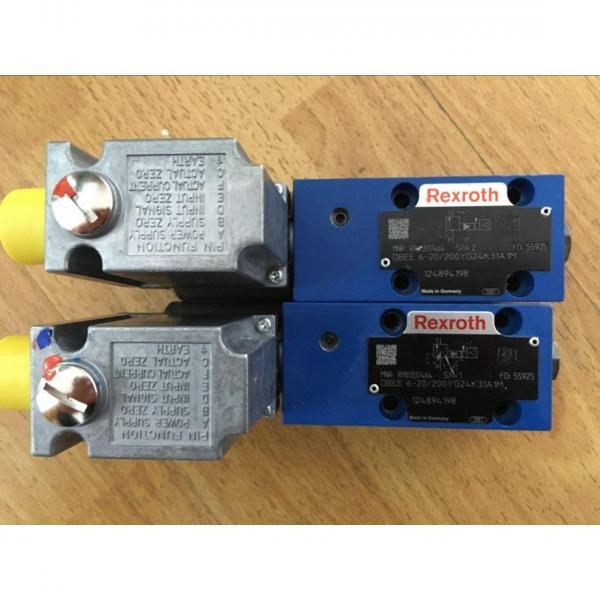 REXROTH 4WE 6 C6X/EW230N9K4/B10 R900765353 Directional spool valves #1 image