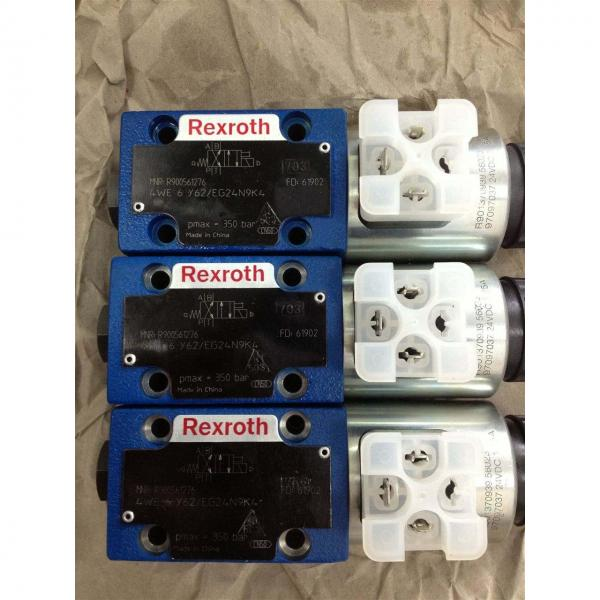 REXROTH 4WE 6 Y6X/EG24N9K4/V R900909636 Directional spool valves #1 image