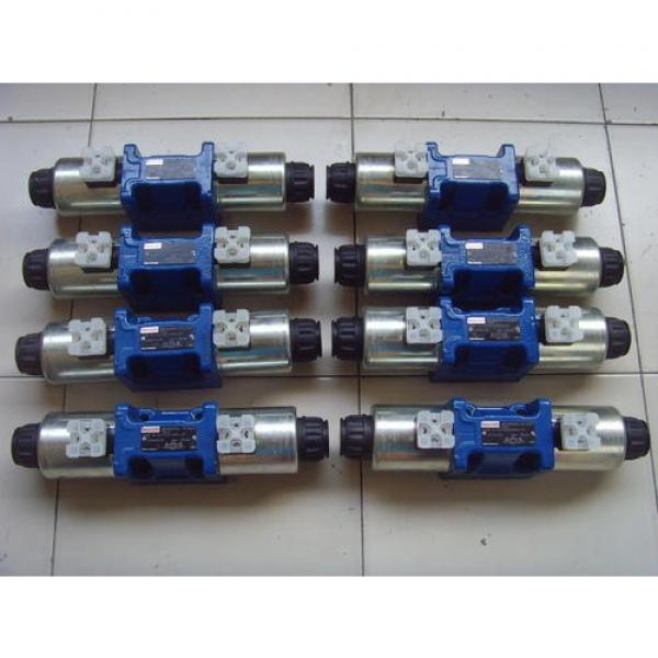 REXROTH 4WE 6 J6X/EW230N9K4/B10 R900912079 Directional spool valves #2 image