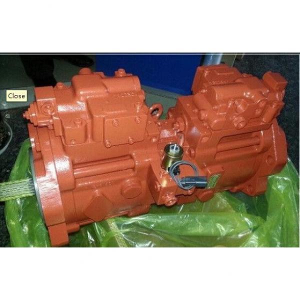 NACHI IPH-6A-125-21 IPH Series Gear Pump #2 image