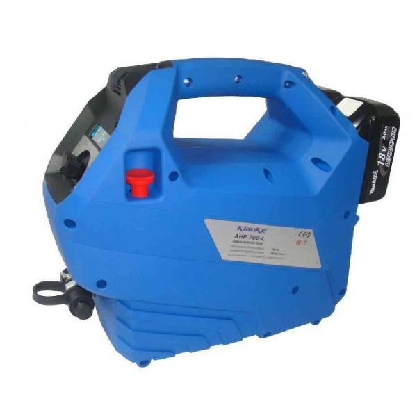NACHI IPH-36B-10-80-11 IPH Double Gear Pump #3 image
