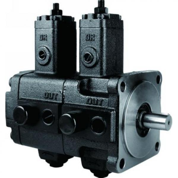 NACHI IPH-36B-10-80-11 IPH Double Gear Pump #2 image