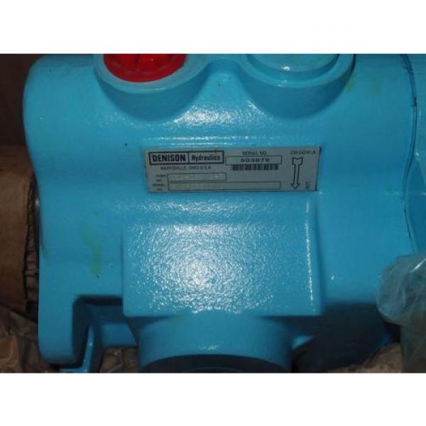 NACHI IPH-6A-125-21 IPH Series Gear Pump #3 image